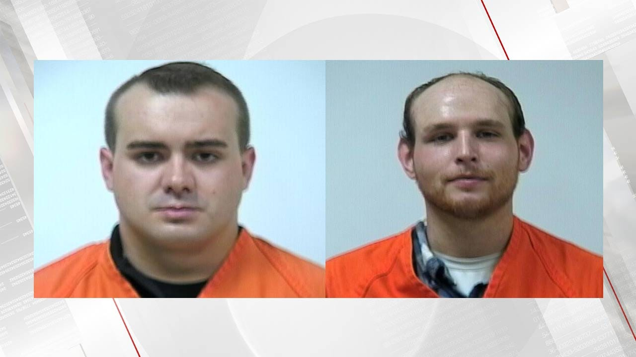 2 Pawhuska Police Officers Arrested After Incident At Jail
