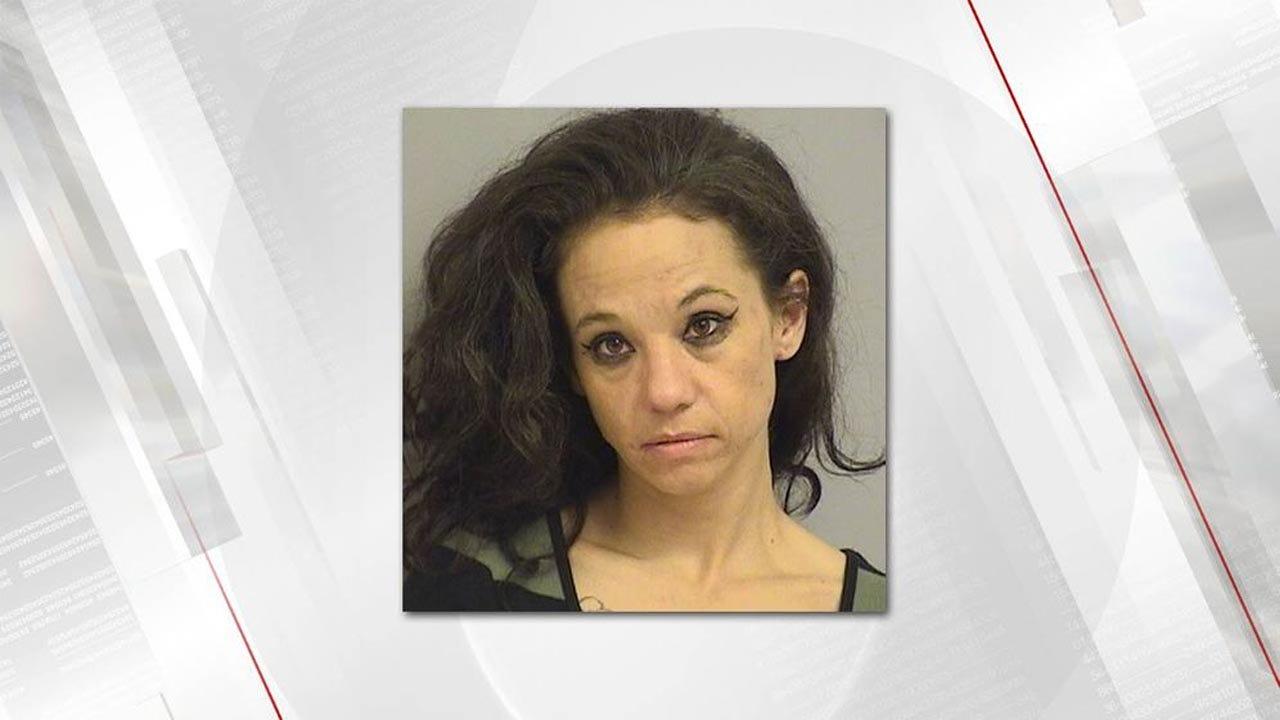 Bodycam Video Shows Handcuffed Woman Stealing Tulsa Police Car