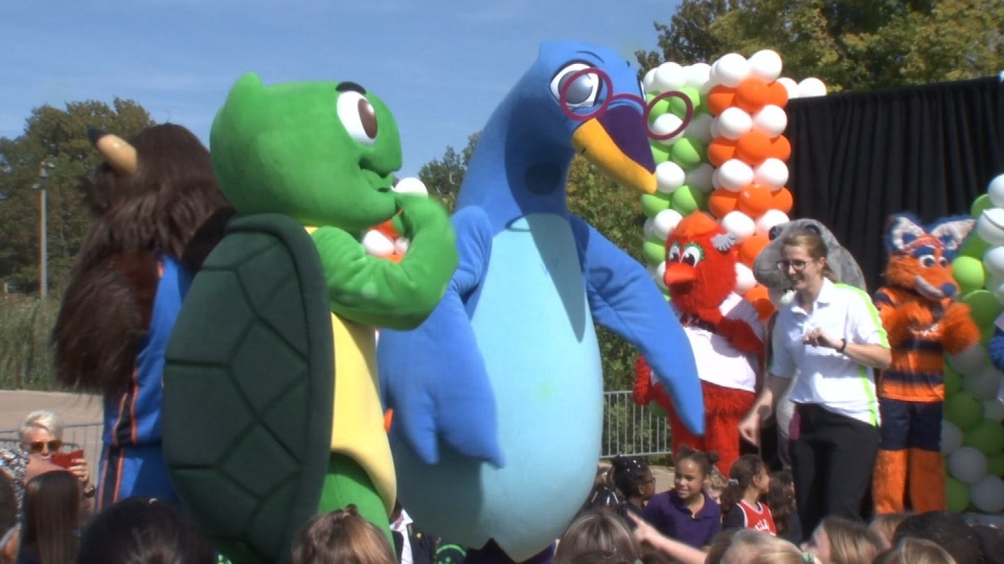 Gathering Place Holding Contest To Name New Character At The Park