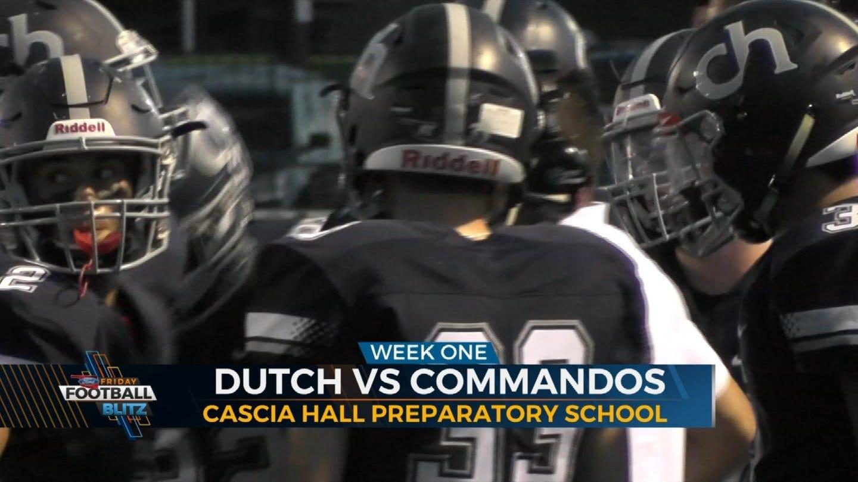 Friday Night Football: Holland Hall At Cascia Hall