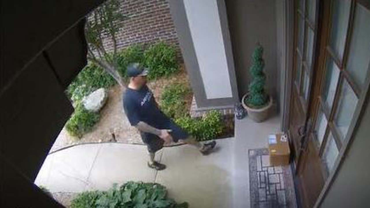 Rogers Co. Deputies Need Help Identifying Suspected Porch Thief