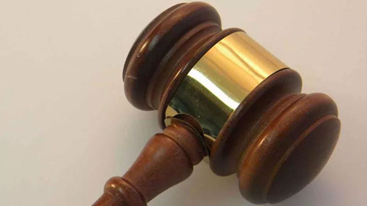 Man Who Fired At FBI Agents In Delaware County Sentenced To Prison