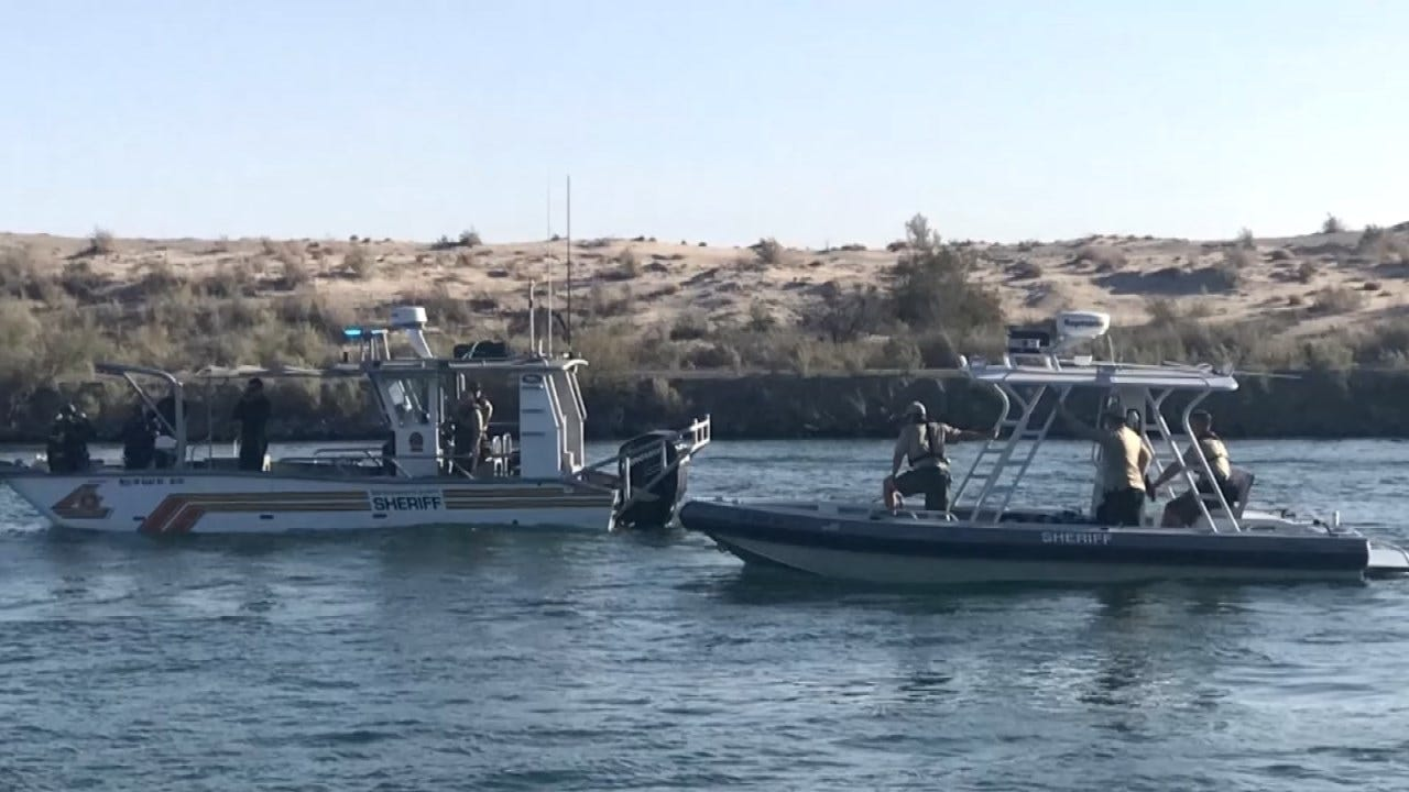 4 Missing, 13 Injured After 2 Boats Collide On Colorado River