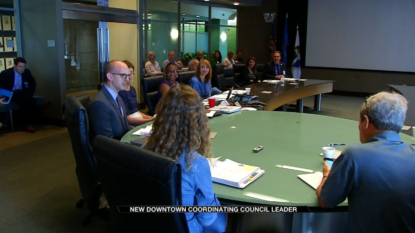 New Leader Named For Tulsa Downtown Coordinating Council