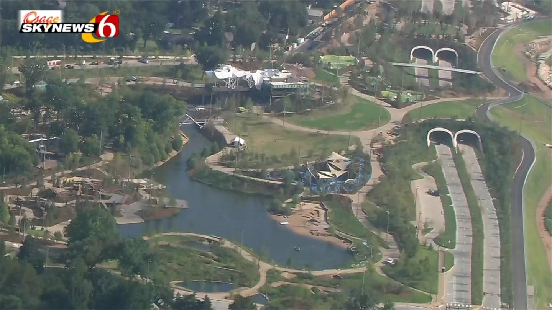 100 Days Of Celebrations Start At Tulsa's Gathering Place