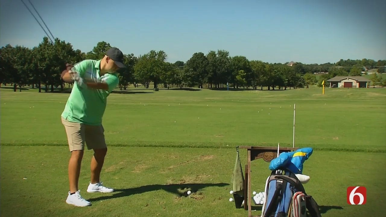 Freak Accident Leads To Life-Saving Cancer Discovery For Young Golfer