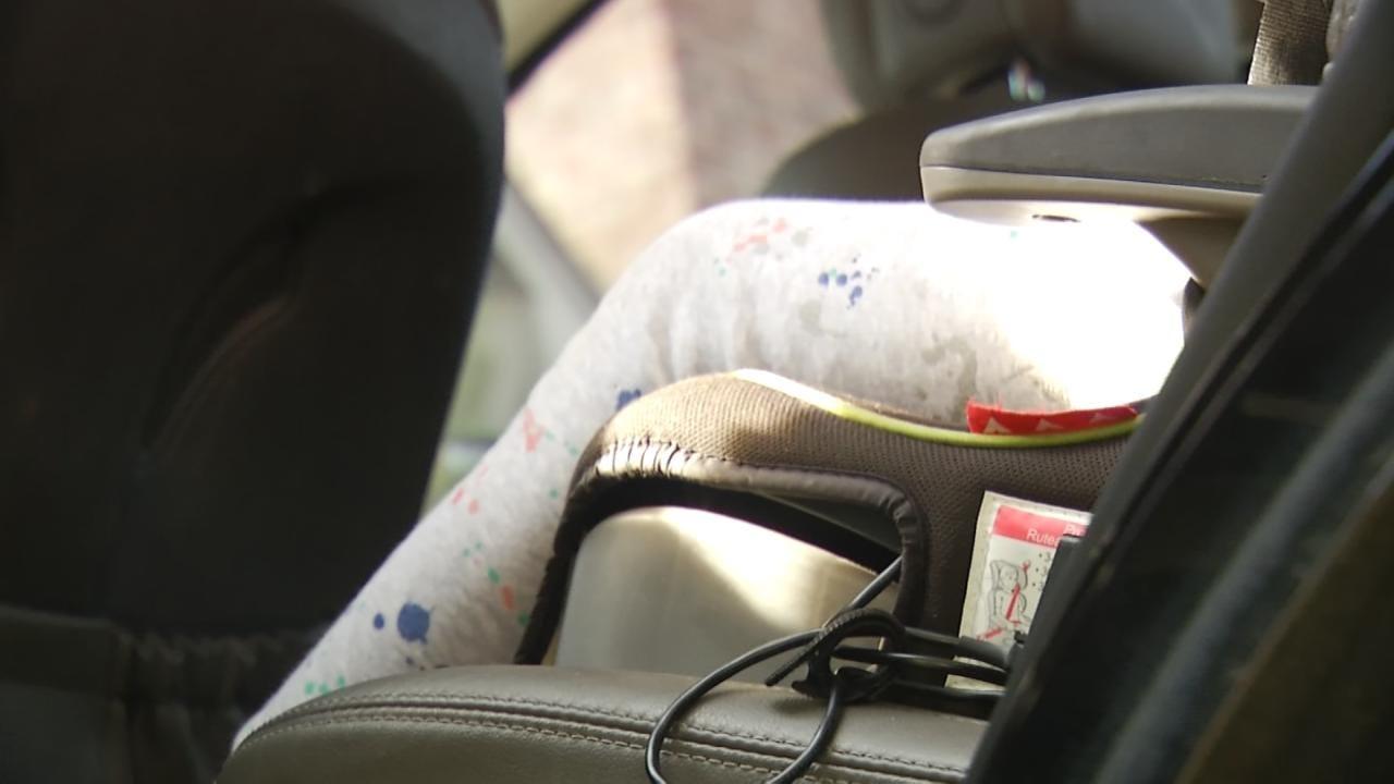 Tulsa Entrepreneur Hopes To Stop Hot Car Child Deaths
