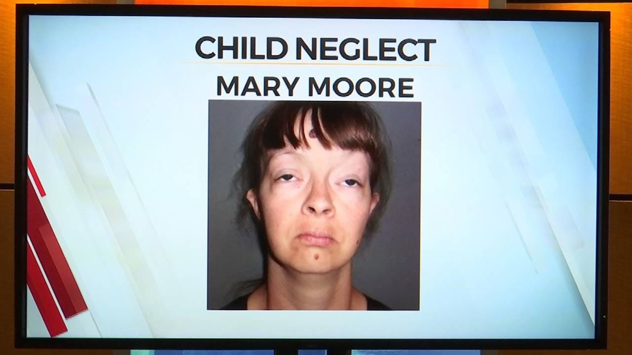 Grove Woman Accused Of Feeding Her Children Dog Feces