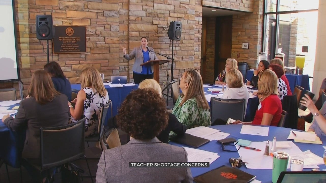 Number Of Emergency Certified Teachers Causes Worry For Oklahoma Educators