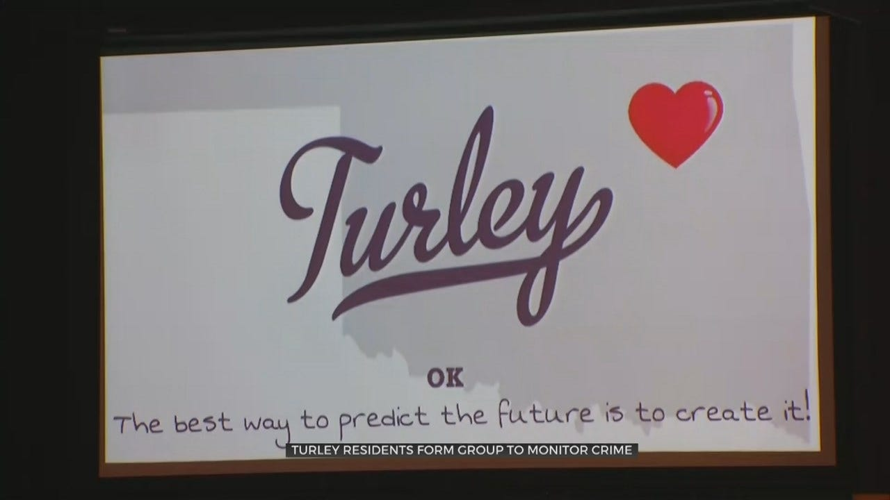 Turley Residents Hope Neighborhood Watch Will Take Their Community Back