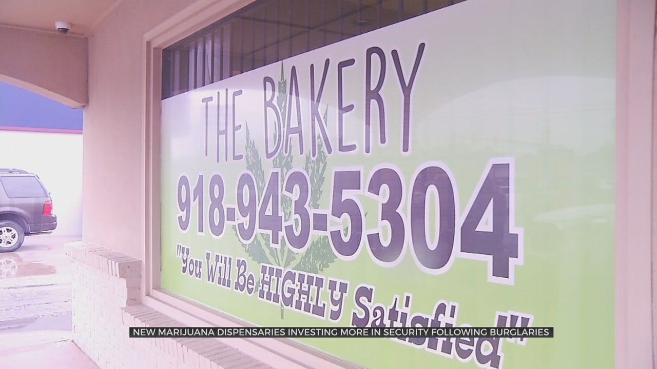 Bixby Dispensary Invests In High-Tech Security