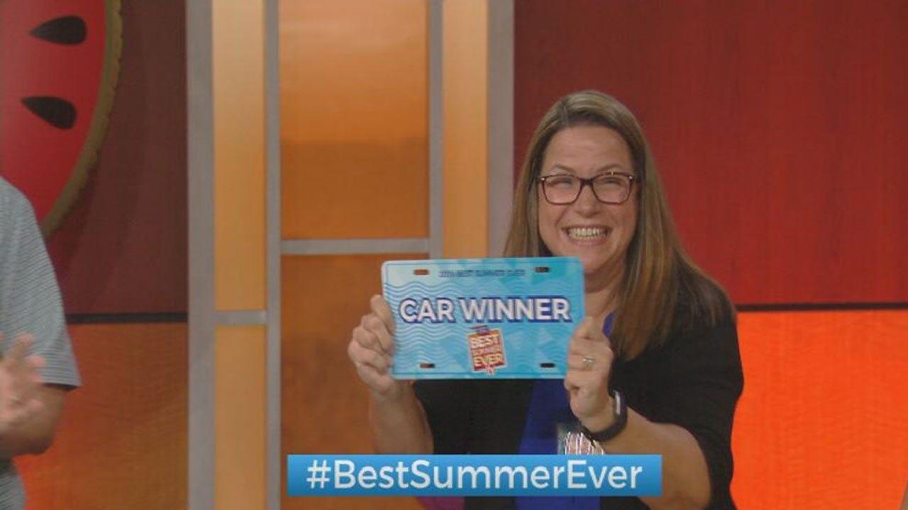 News On 6's Best Summer Ever Contest Winner Revealed