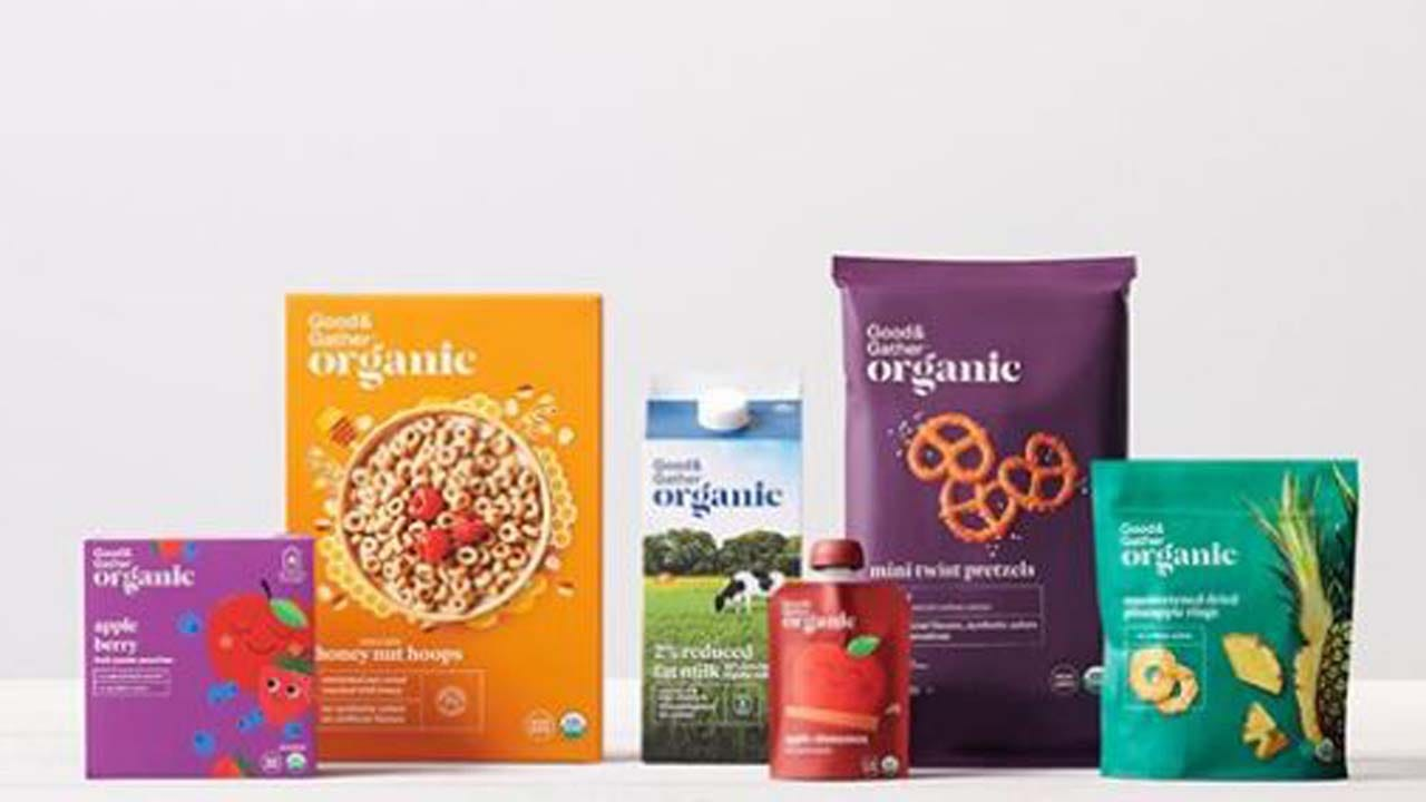 Target Launches Private Food Label Good And Gather In Grocery Push