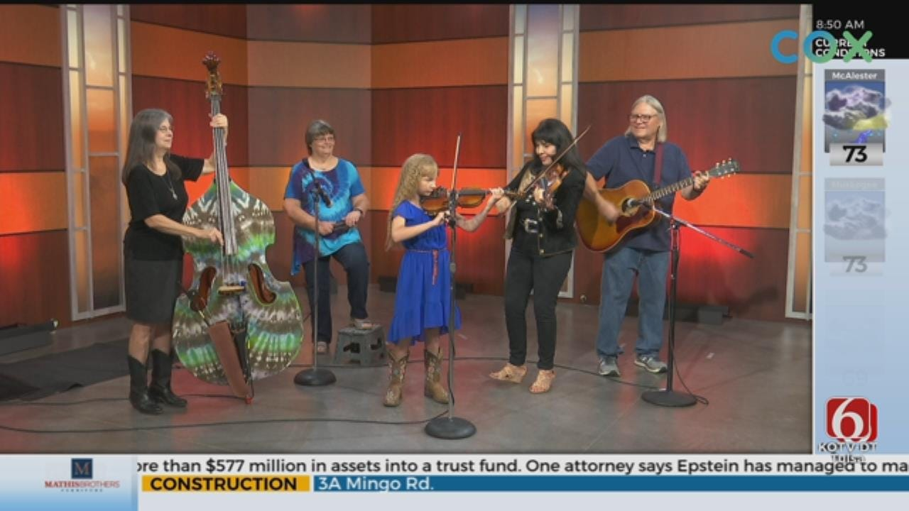 Jana Jae Fiddle Camp And Music Festival Comes To Grove