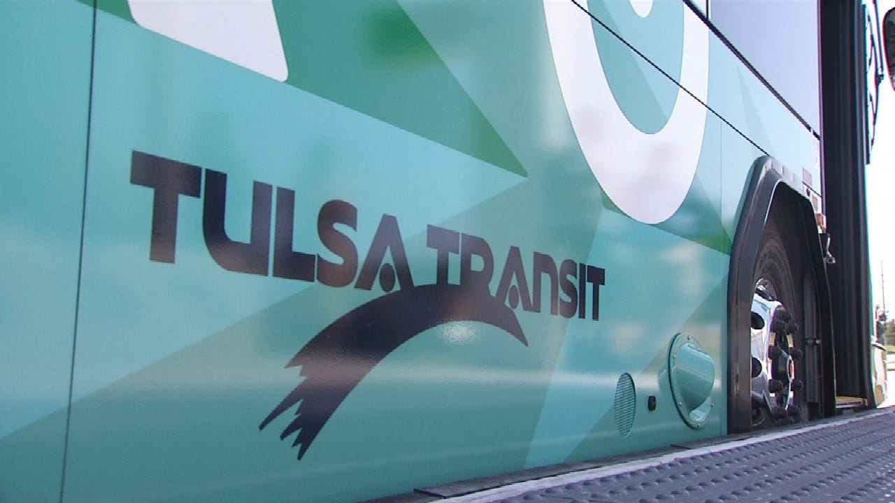 Tulsa Transit To Hold Public Meeting Regarding Turley Bus Service