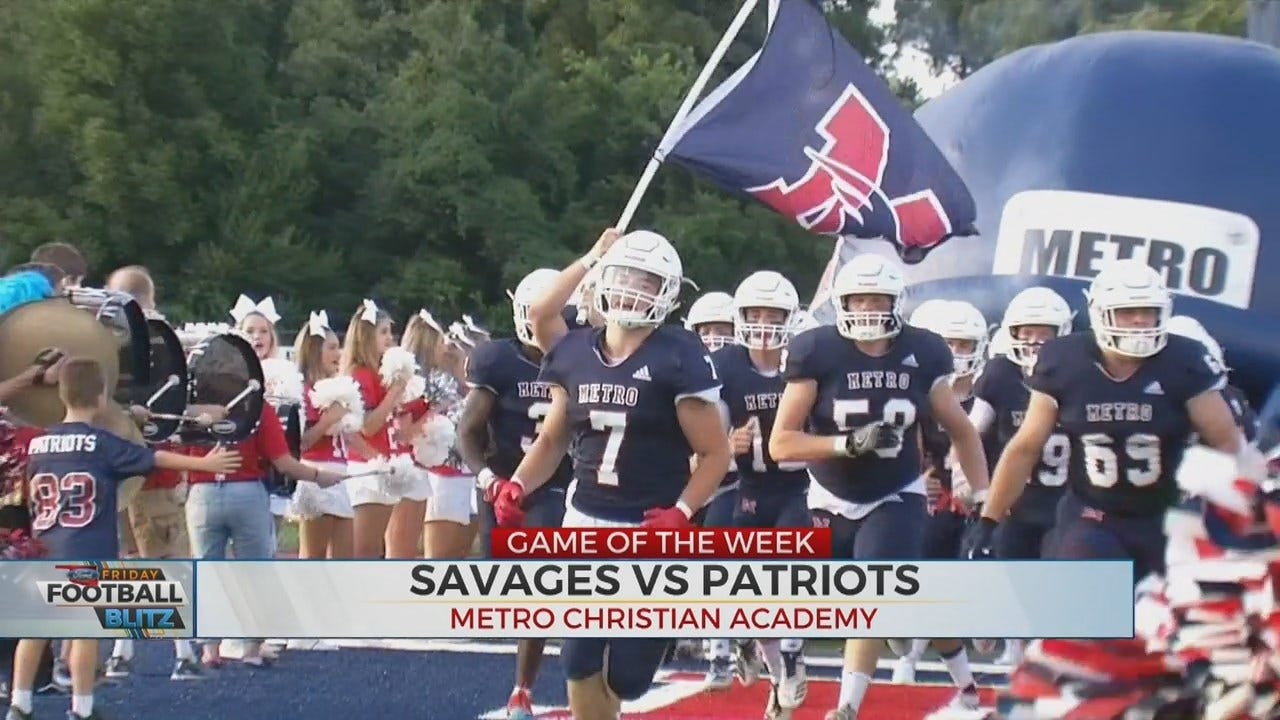 Game Of The Week: Metro Christian Starts Season With A Bang
