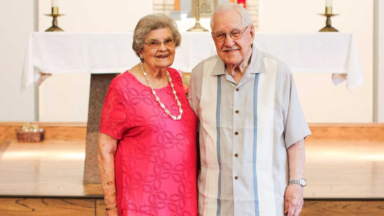 Tulsa Couple Celebrates 70 Years Of Marriage