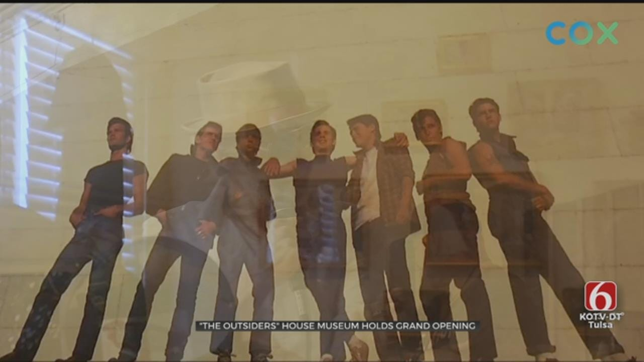 """The Outsiders House"" Celebrates Grand Opening"