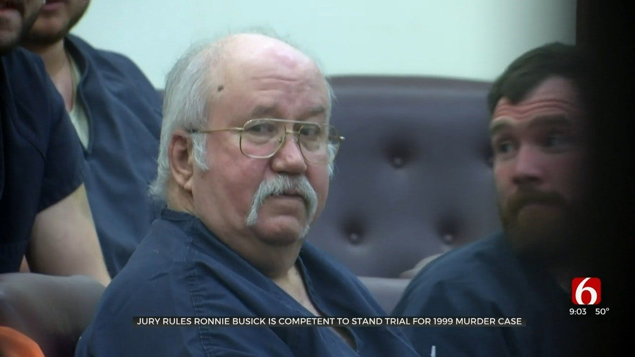 Craig Co. Jury Finds Suspect In 1999 Welch Girl Murders Is Competent To Stand Trial