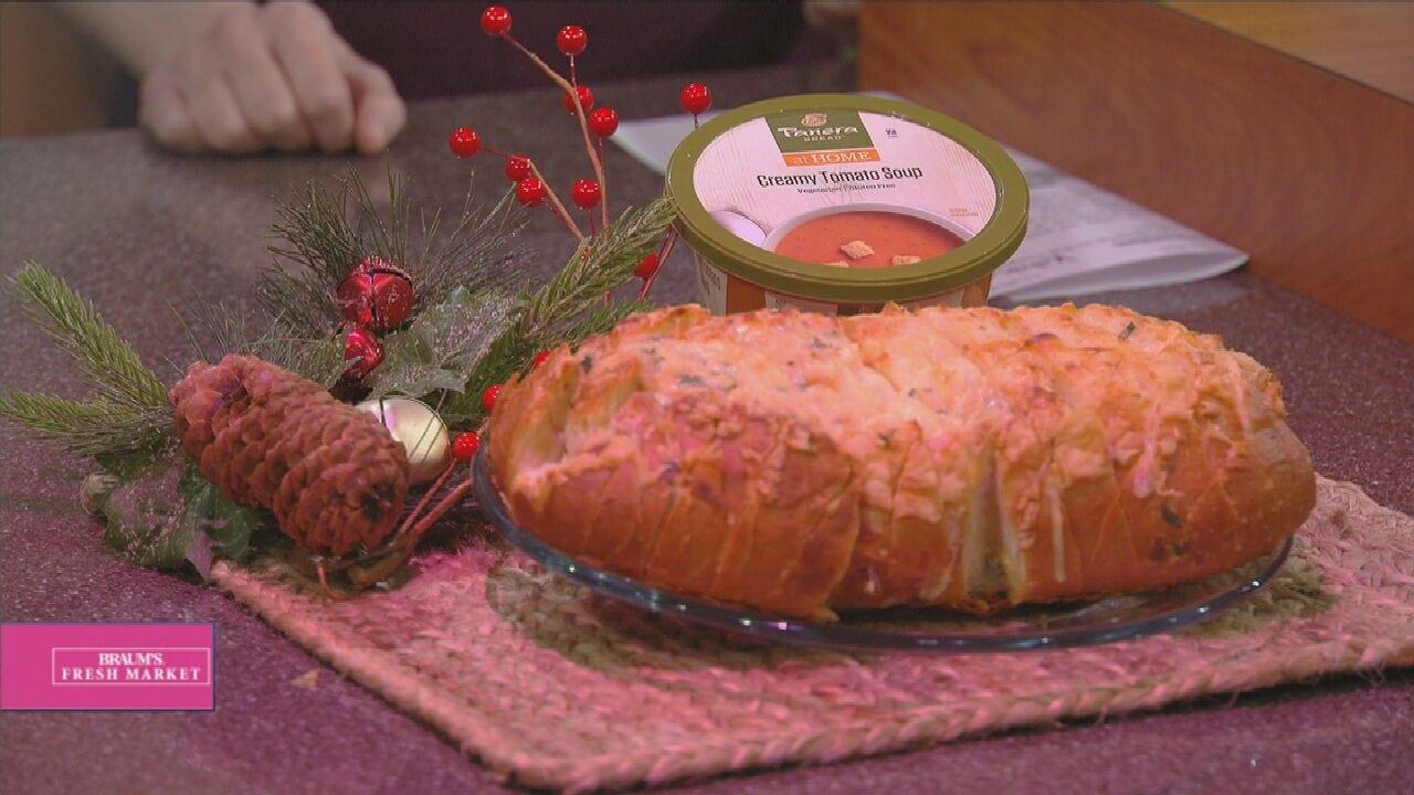 Pull-Apart Garlic Cheese Bread