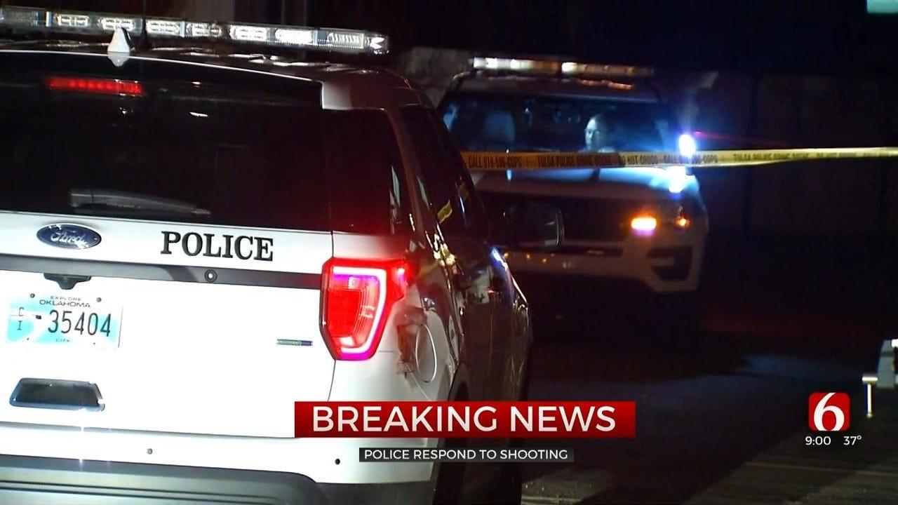 Tulsa Police Investigate Shooting Near Mobile Home Park