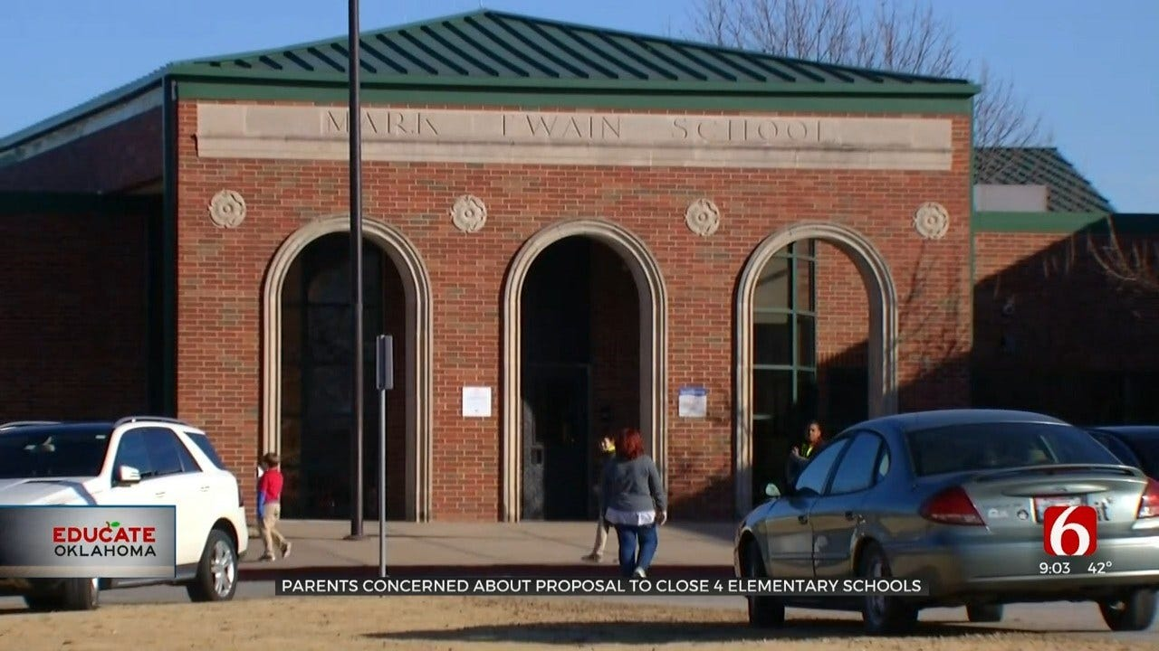 Parents Concerned Over TPS Budget Causing School Closings