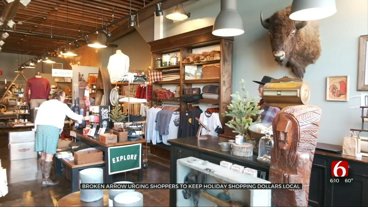'Back to BA' Encourages Local Shopping