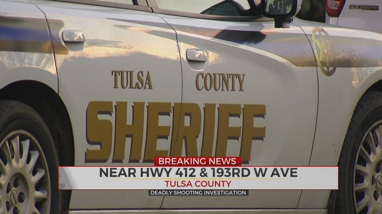 Tulsa Co. Sheriff's Office Investigating Triple-Shooting
