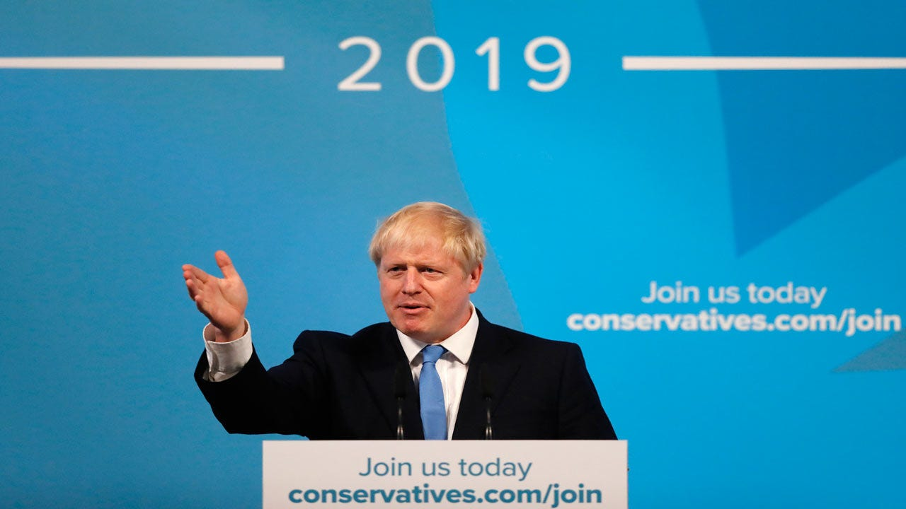 Boris Johnson Wins Race To Become New UK Prime Minister