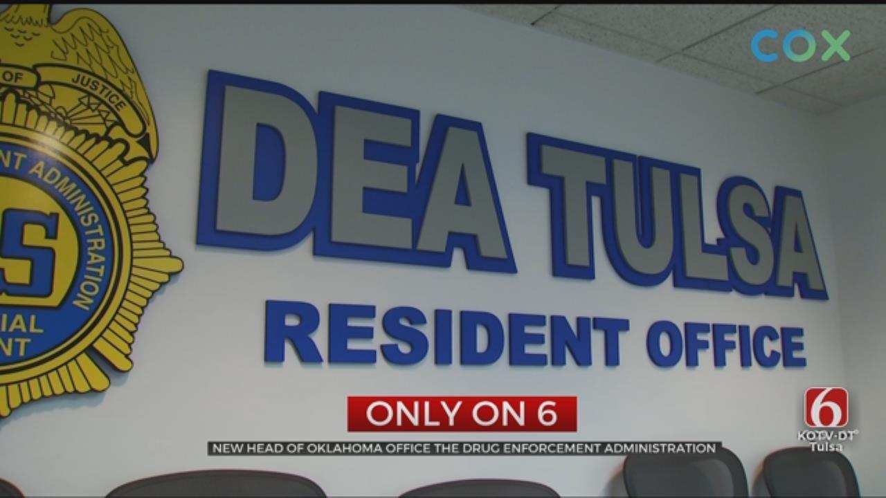 Oklahoma DEA: 'Meth Is Quietly Coming Back'