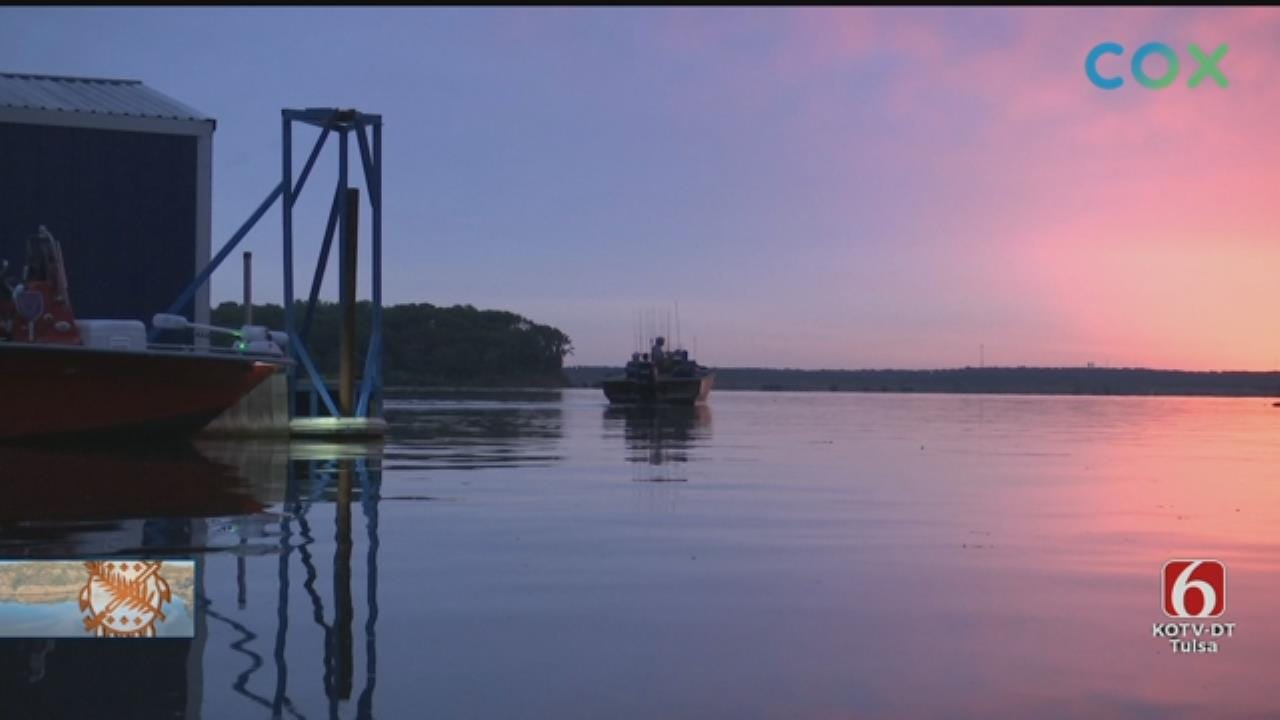 Oklahoma's Fishing Industry Pumps Millions Into State Economy
