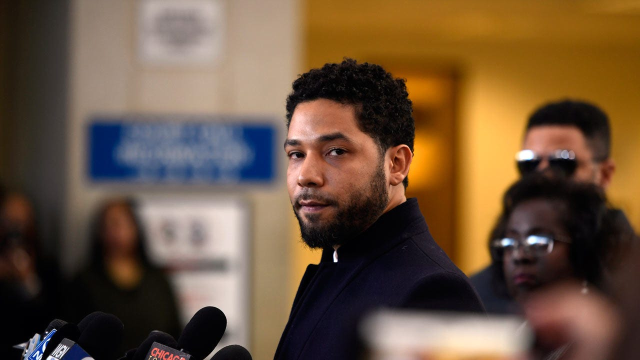 Police Release Over 1,000 Files From Jussie Smollett Probe