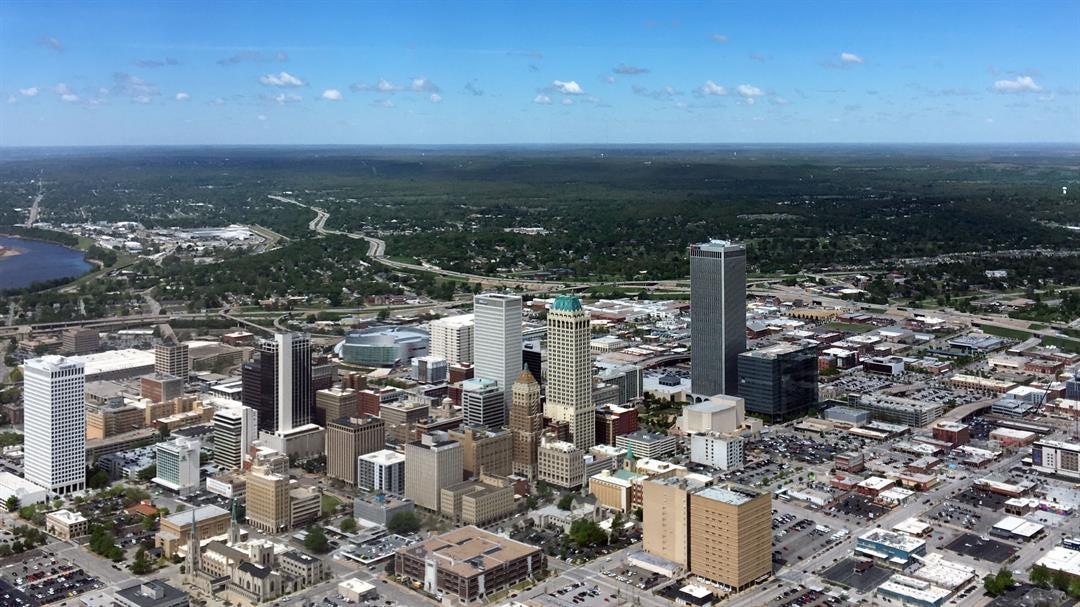 Tulsa Downtown Coordinating Council Asks Everyone To Take Downtown Survey