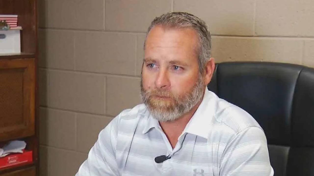 Mannford Police Chief Lucky Miller Killed; Mannford Officer In Custody