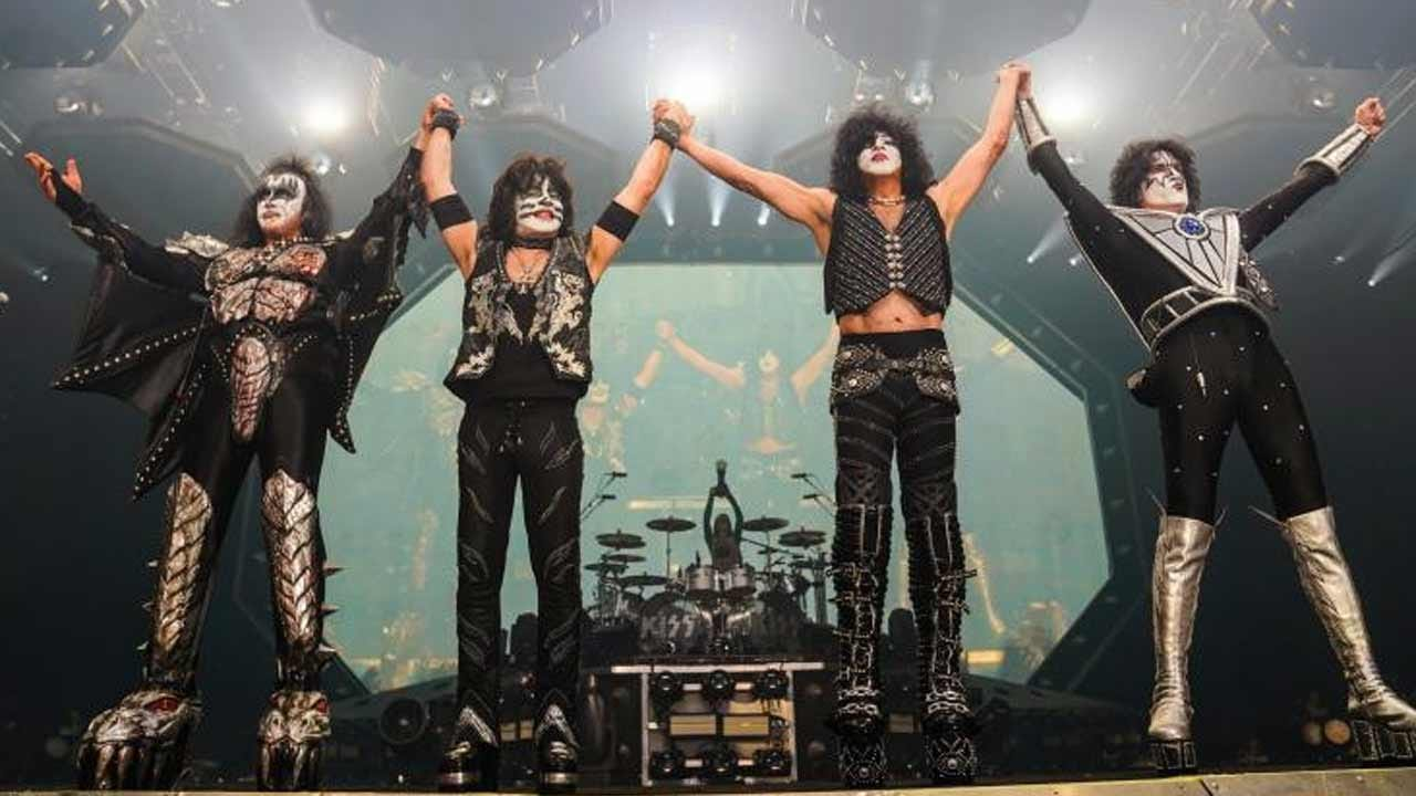 KISS Coming To Tulsa BOK Center March 12