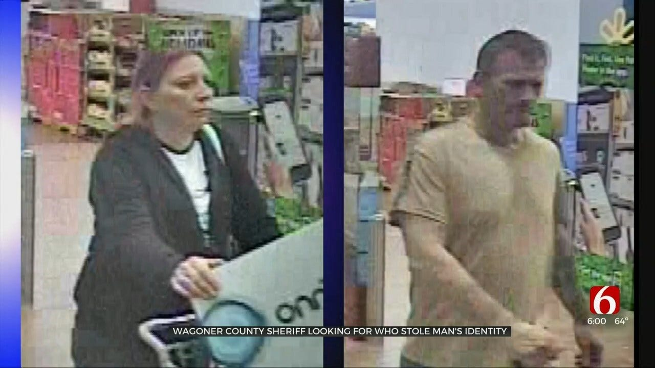 Wagoner Co. Deputies Search For Duo Accused Of Stealing 75-Year-Old Man's Identity