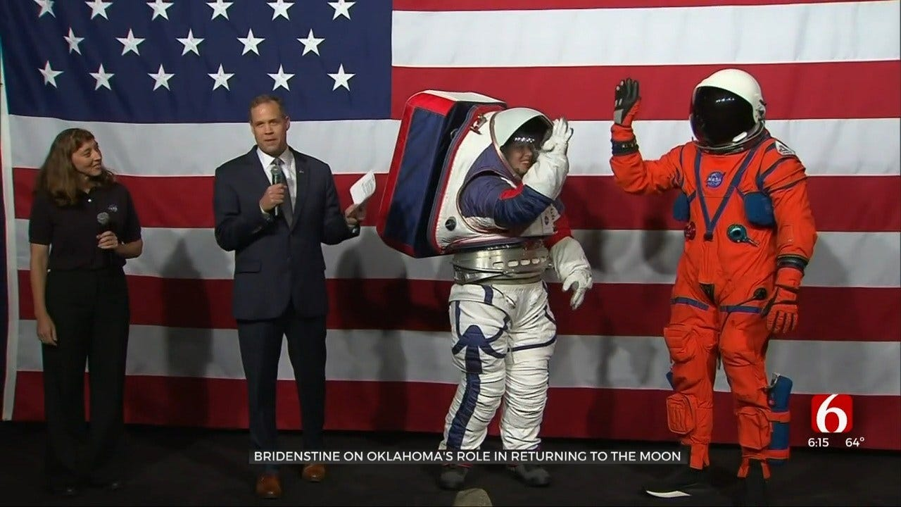 Oklahomans Have Leading Roles In Next NASA Moon Mission