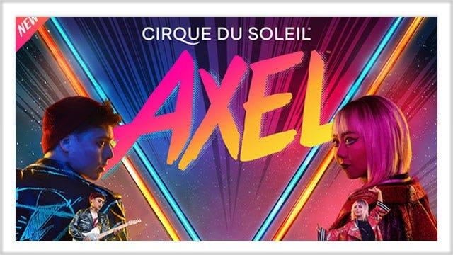 Cirque Du Soleil : Axel