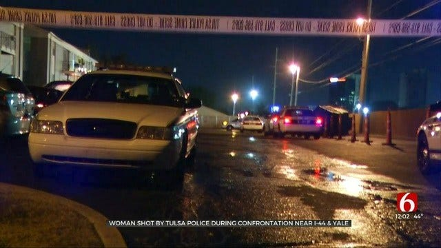 Woman In Hospital After Officer-Involved Shooting At Tulsa Apartment Complex