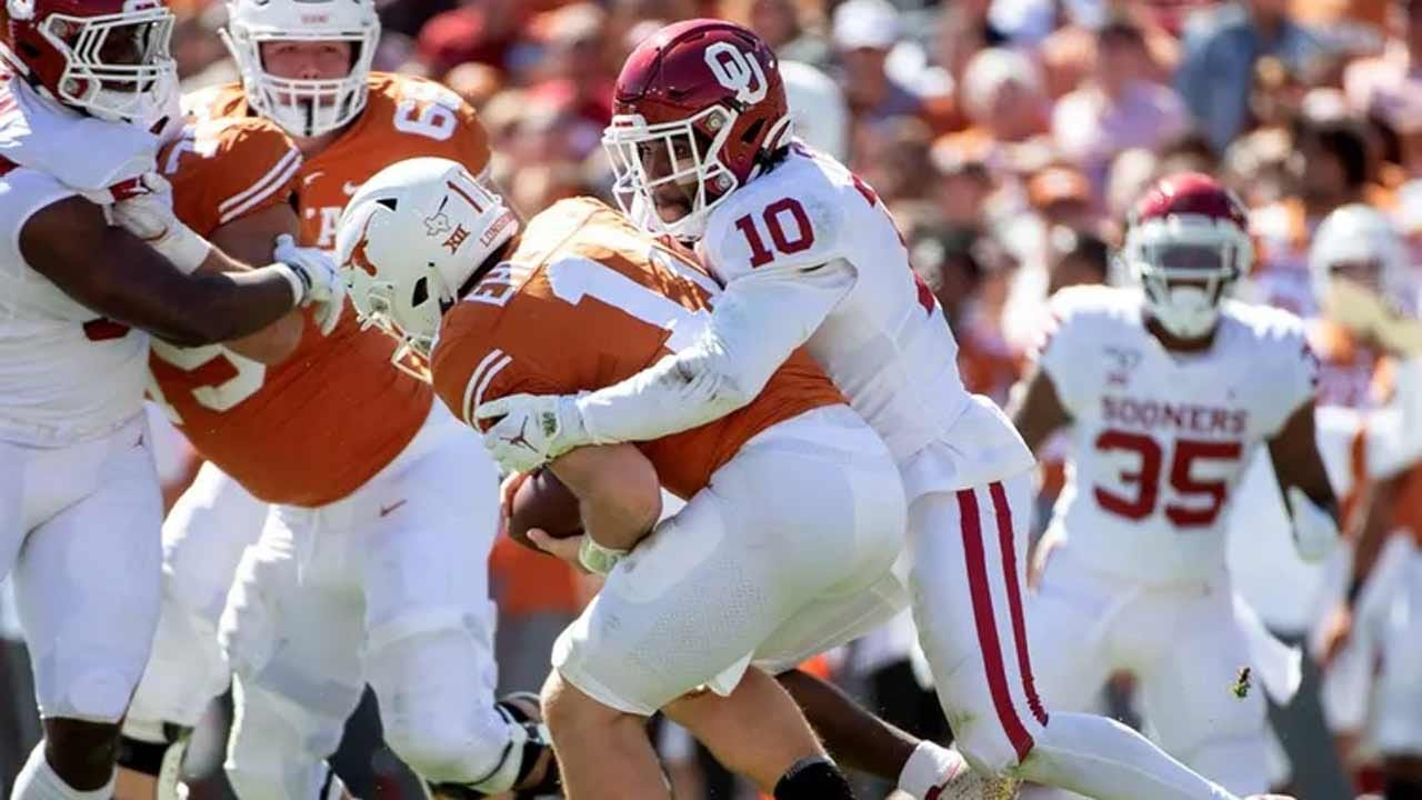 OU Sooners Beat Texas 34-27 In Red River Showdown 2019
