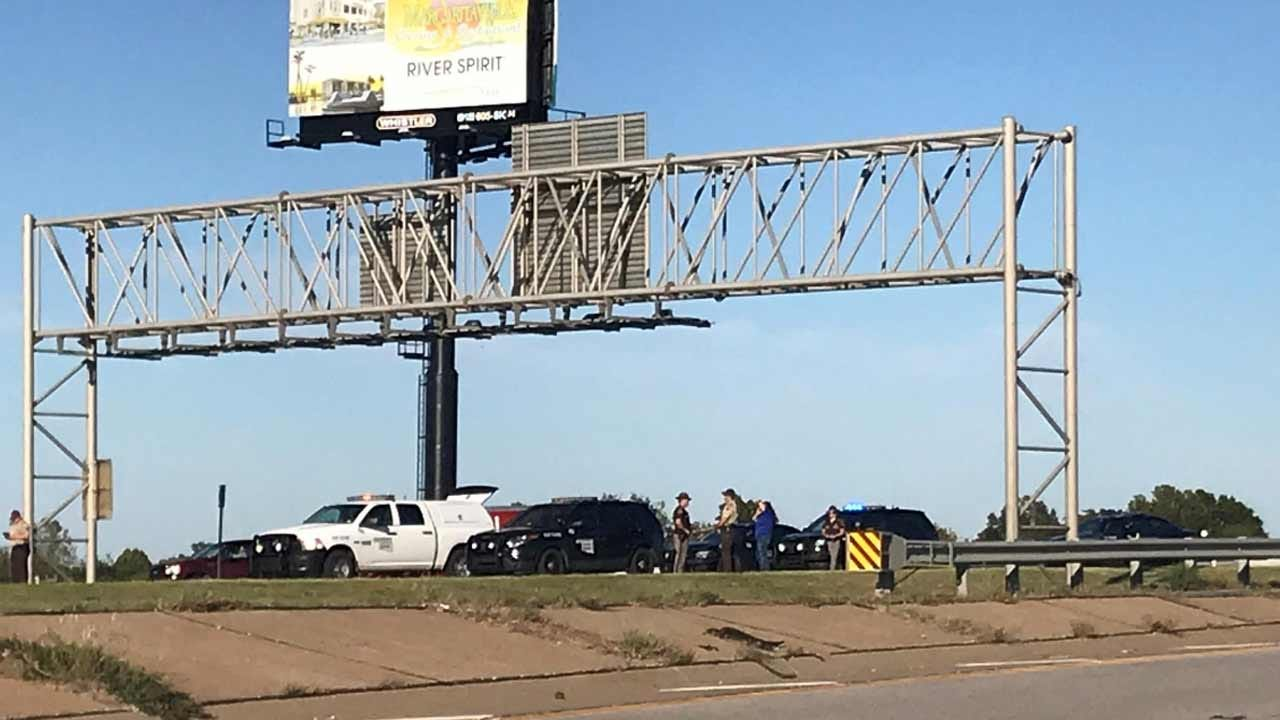 Suspect And Victim Identified In Fatal Tulsa Hit-And-Run Collision