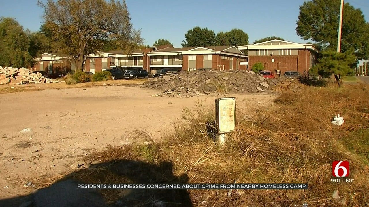 Condemned Property Causing Squatters In Tulsa