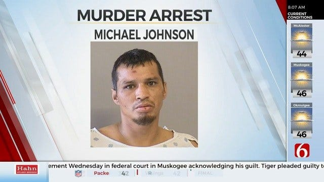 Man Killed By Suspect During Tulsa Law Enforcement Pursuit Identified