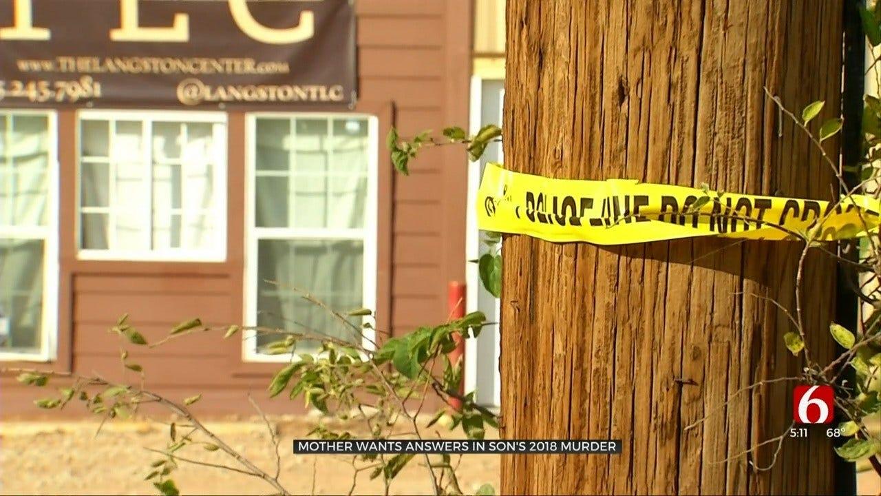 OSBI Offers $10,000 Reward For Information In Murder Cold Case