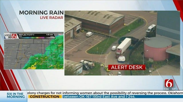 Update: 39 Found Dead In Truck Container In England