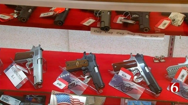 Opposition To Appeal Ruling On New Gun Law