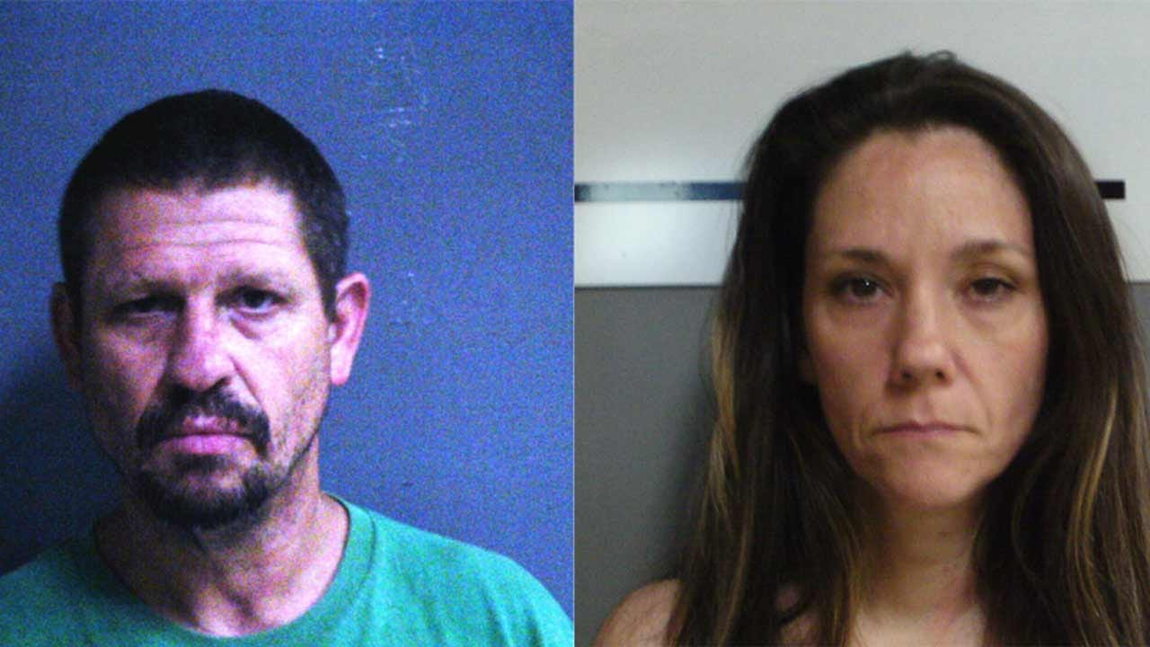 Delaware County Couple Charged With Murder; Accused Of Filming Victim's Death