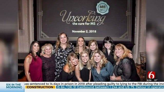 National MS Society To Hold Uncorking The Cure Fundraiser