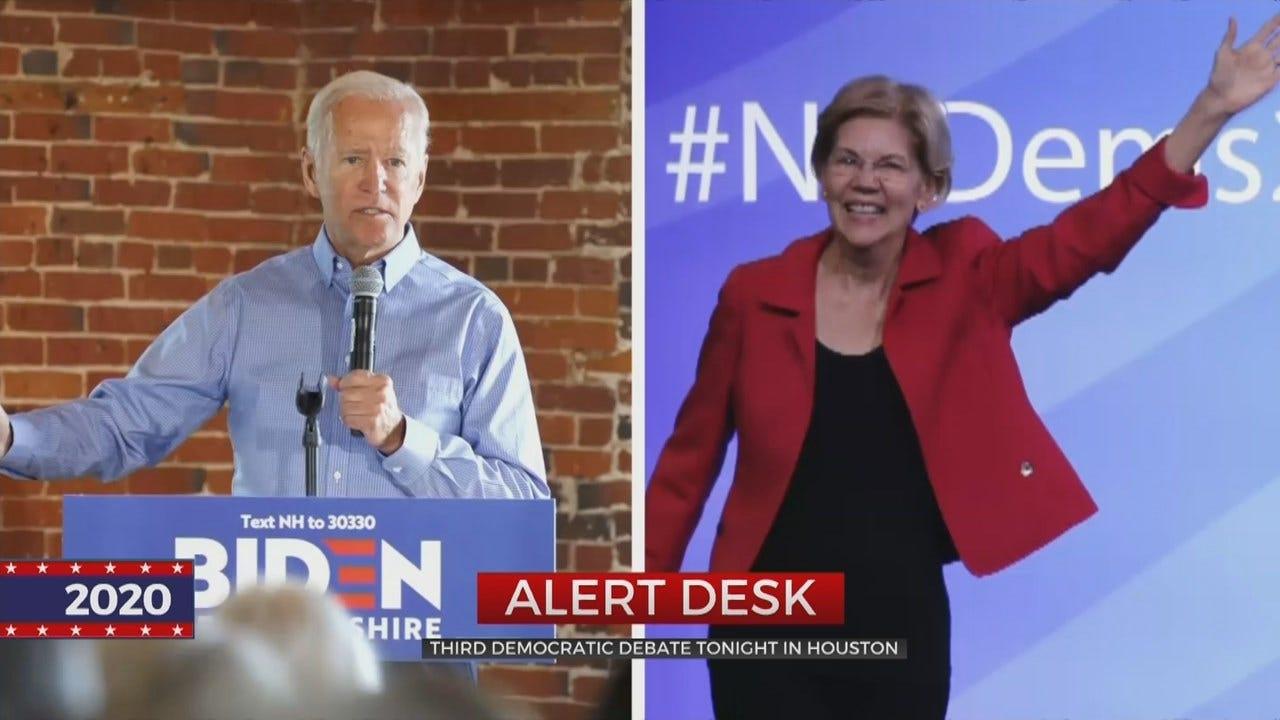 Texas To Host 3rd Democratic Debate Thursday Night