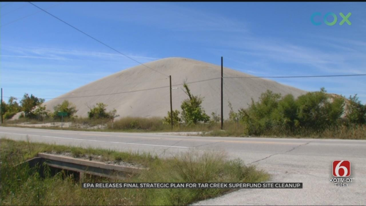 EPA Releases Final Plan For Tar Creek Clean-Up